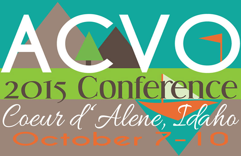 46th Annual Meeting of the ACVO, Coeur d'Alene – ID October 7–10, 2015